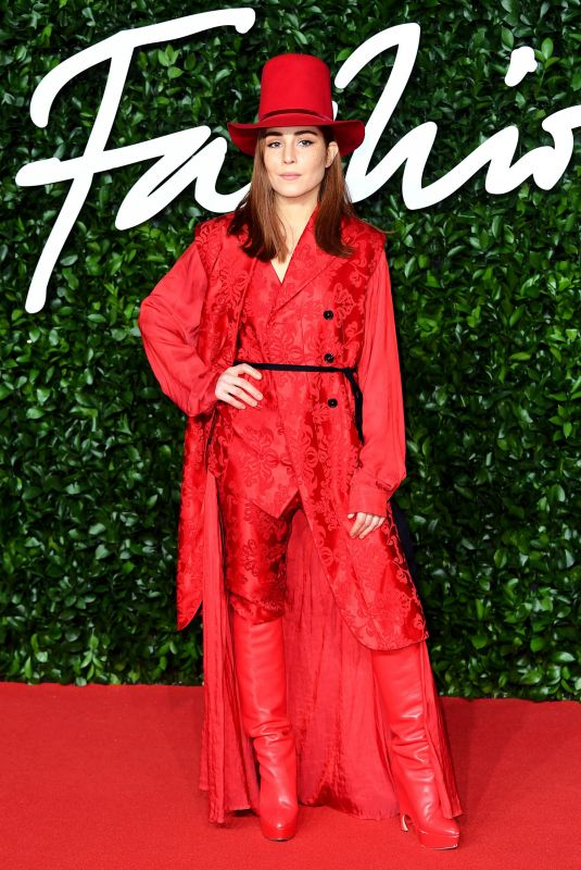 NOOMI RAPACE at Fashion Awards 2019 in London 12/02/2019