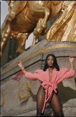 NORMANI KORDEI in Fader, The Now Issue 119, Winter 2020