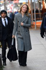 OLIVI WILDE Out in New York 12/07/2019