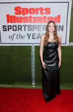 OLIVIA BROWER at Sports Illustrated Sportsperson of the Year 2019 in New York 12/09/2019