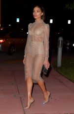OLIVIA CULPO NIght Out in Miami 12/05/2019