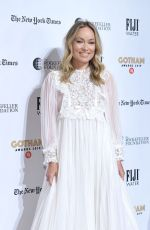 OLIVIA WILDE at 29th Annual Gotham Independent Film Awards in New York 12/02/2019