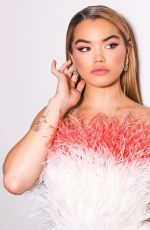 PARIS BERELC Getting Ready for Lancome x Vogue L'Absolu Ruby Holiday - Instagram Photos 12/05/2019