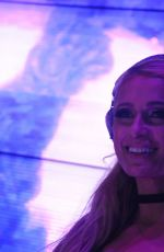 PARIS HILTON DJing at Wall Lounge at W Hotel South Beach in Miam 12/06/2019