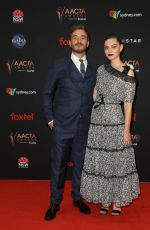 PHOEBE TONKIN at 2019 Aacta Awards in Sydney 12/04/2019