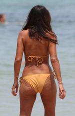 PI MILLER in Bikini at Bondi Beach in Sydney 12/27/2019
