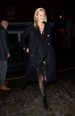 POPPY DELEVINGNE at Scott