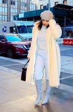 PRIYANKA CHOPRA Arrives at Her Hotel in New York 12/03/2019