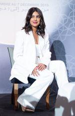 PRIYANKA CHOPRA at Conversation with at 2019 Marrakech International Film Festival 12/05/2019