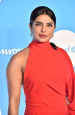 PRIYANKA CHOPRA at Unicef Snowflake Ball in New York 12/03/2019