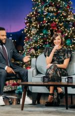 RASHIDA JONES at Late Late Show with James Corden 12/11/2019