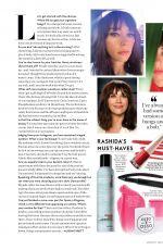 RASHIDA JONES in Instyle Magazine, Spain January 2020