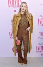 REBECCA RITTENHOUSE at The Hollywood Reporetr's Power 100 Women in Entertainment in Hollywood 12/11/2019
