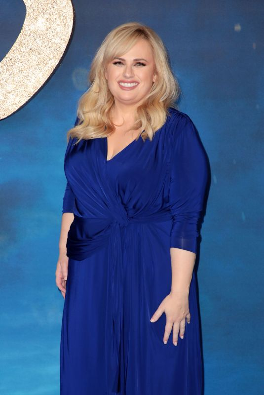 REBEL WILSON at Cats Photocall in London 12/13/2019