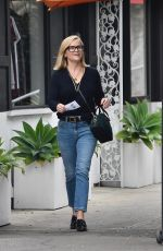 REESE WITHERSPOON and LAURA DERN Out in Brentwood 12/13/2019