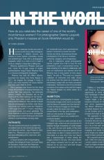 RIHANNA in Arts & Collections International, 2020 Issue 1