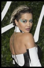 RITA ORA at Fashion Awards 2019 in London 12/02/2019