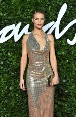 ROSIE HUNTINGTON-WHITELEY at Fashion Awards 2019 in London 12/02/2019