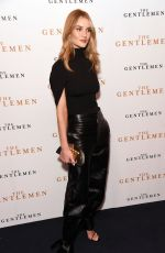 ROSIE HUNTINGTON-WHITELEY at The Gentleman Special Screening in London 12/03/2019