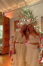 SAILOR and CHRISTIE BRINKLEY - Instagram Photos 12/26/2019