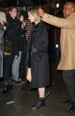 SAOIRSE RONAN Out and About in New York 12/09/2019