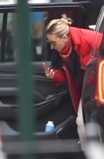 SCARLETT JOHANSSON Arrives at Saturday Night Live Rehearsals in New York 12/13/2019