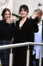 SELENA GOMEZ Leaves Ritz Hotel in Paris 12/13/2019