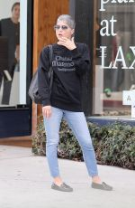 SELMA BLAIR Out in West Hollywood 12/05/2019