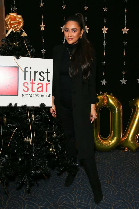 SHAY MITCHEL at First Star Scholars Annual Holiday Luncheon Los Angeles 12/07/2019