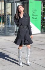 SOFIA CARSON at People Now in New York 12/03/2019