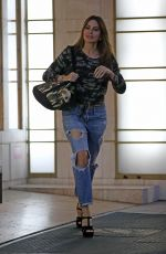 SOFIA VERGARA Leaves Thibiant Medical Spa in Beverly Hills 12/05/2019