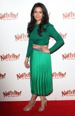 SONALI SHAH at Nativity! The Musical Press Night Performance in London 12/12/2019