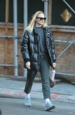 SOPHIE TURNER and Joe Jonas Out in New York 11/29/2019
