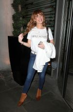 SUMMER MONTEYS-FULLAM at Off Limits Entertainment Christmas Party in London 12/18/2019