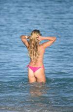 SYLVIE MEIS in Bikini at a Beach in Miami 12/02/2019