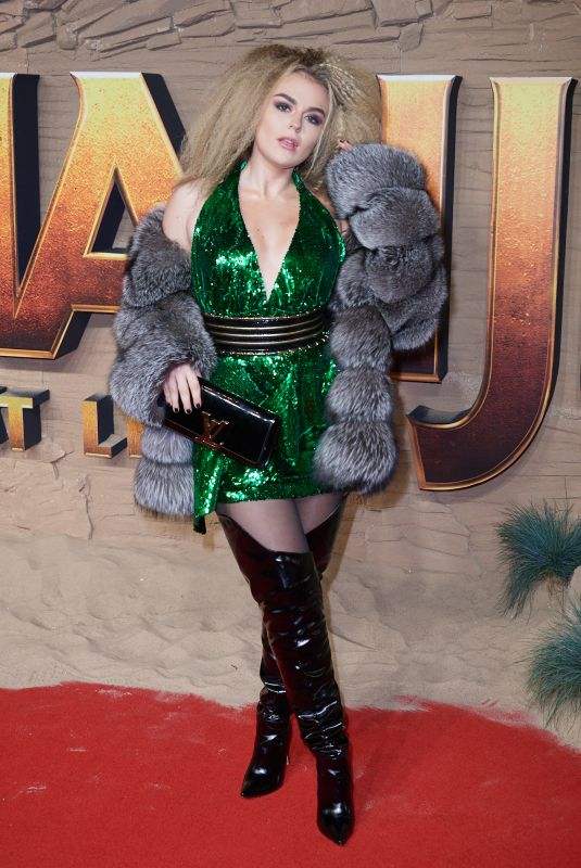 TALLIA STORM at Jumanji: The Next Level Premiere in London 12/05/2019