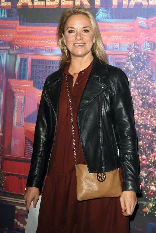 TAMZIN OUTHWAITE at Emma Bunton's Christmas Party in London 12/06/2019