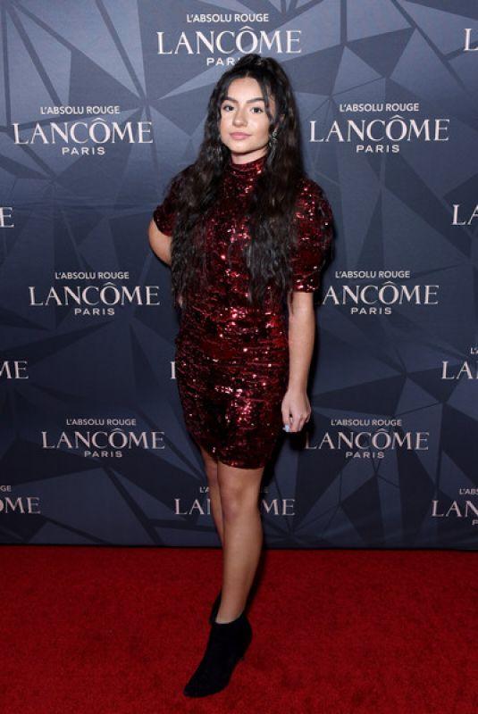 TATI MCQUAY at Lancome x Vogue L