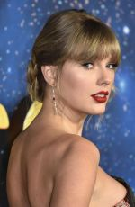 TAYLOR SWIFT at Cats Premiere in New York 12/16/2019
