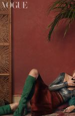 TAYLOR SWIFT in Vogue UK Magazine, January 2020