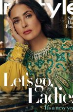 TIFFANY HADDISH, SALMA HAYEK and ROSE BYRNE in Instyle Magazine, January 2020