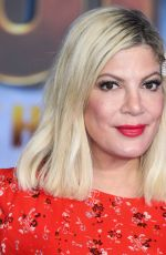 TORI SPELLING at Jumanji: The Next Level Premiere in Hollywood 12/09/2019