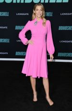 TRICIA HELFER at Bombshell Special Screening in Westwood 12/10/2019