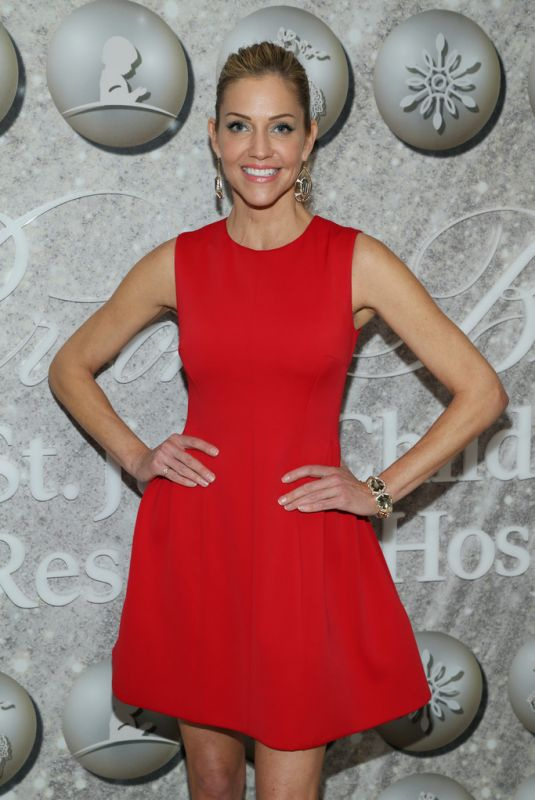 TRICIA HELFER at Brooks Brothers Annual Holiday Celebration in West Hollywood 12/07/2019