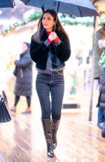 VICTORIA JUSTICE Out in New York 12/09/2019