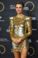 WALLIS DAY at Global Citizen Prize 2019 in London 12/13/2019
