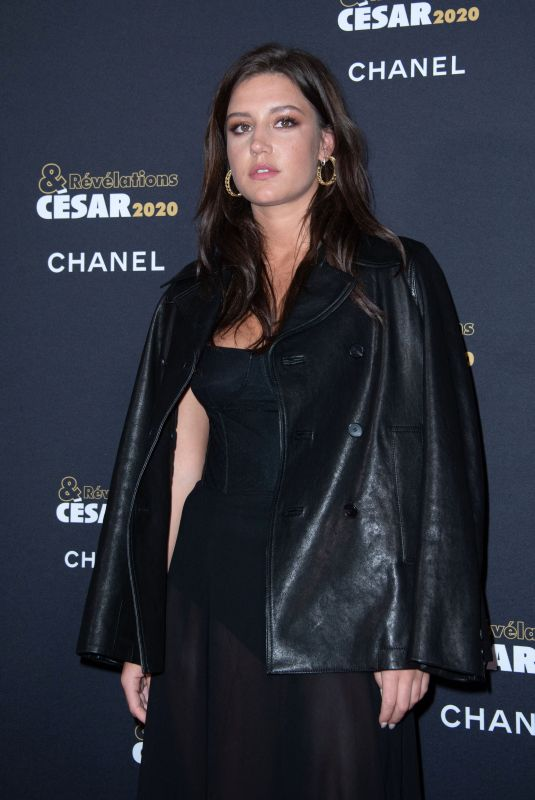 ADELE EXARCHOPOULOS at Cesar Revelations 2020 Photocall in Paris 01/13/2020