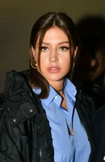 ADELE EXARCHOPOULOS at Dior Haute Couture Spring/Summer 2020 Show at Paris Fashion Week 01/20/2020