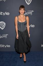ADRIA ARJONA at Instyle and Warner Bros. Golden Globe Awards Party 01/05/2020