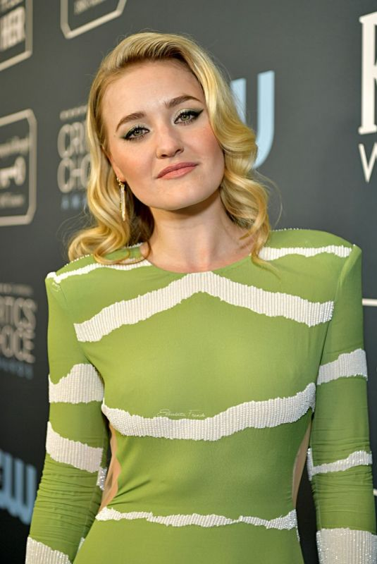 AJ MICHALKA at 25th Annual Critics Choice Awards in Santa Monica 01/12/2020